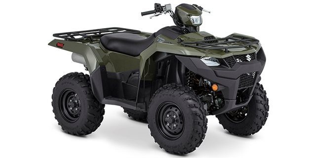 2020 Suzuki KingQuad 500 AXi Power Steering at Thornton's Motorcycle - Versailles, IN