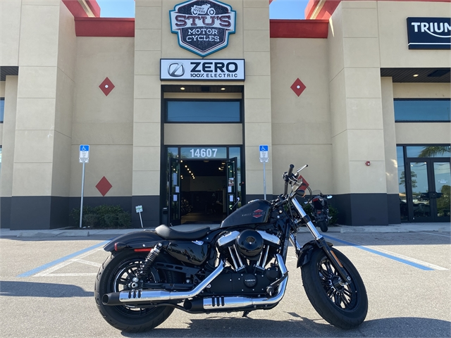 2019 Harley-Davidson Sportster Forty-Eight at Fort Myers
