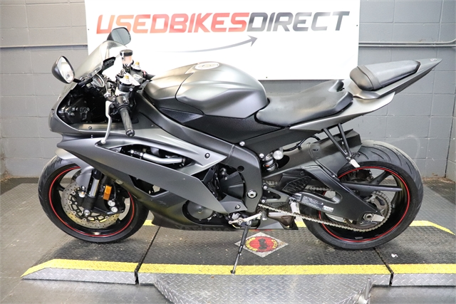2013 Yamaha YZF R6 at Used Bikes Direct