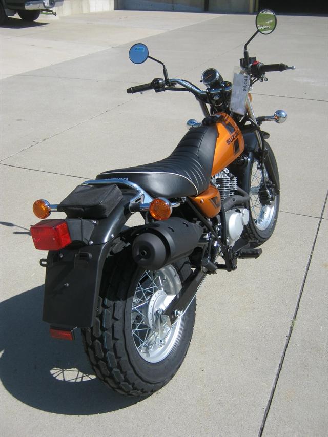 2019 Suzuki VanVan 200 at Brenny's Motorcycle Clinic, Bettendorf, IA 52722