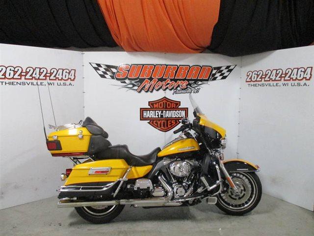2013 Harley-Davidson Electra Glide Ultra Limited Ultra Limited at Suburban Motors Harley-Davidson