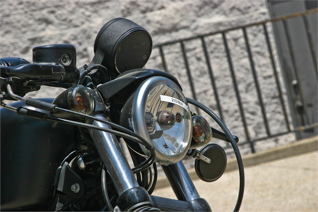 2017 Harley-Davidson Sportster Iron 883 at Ventura Harley-Davidson