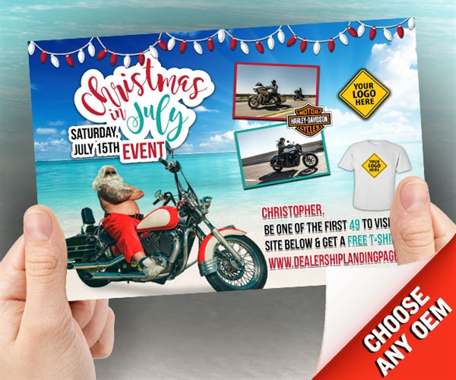 2019 Summer Christmas in July Powersports at PSM Marketing - Peachtree City, GA 30269