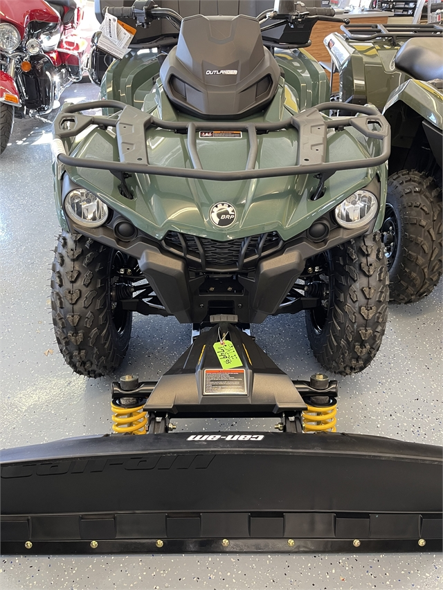 2021 Can-Am Outlander 450 at Thornton's Motorcycle - Versailles, IN