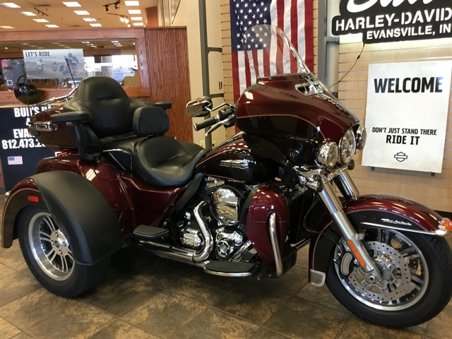 2014 Harley-Davidson Trike Tri Glide Ultra at Bud's Harley-Davidson