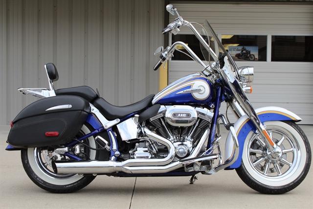 2014 Harley-Davidson Softail CVO Deluxe at Platte River Harley-Davidson