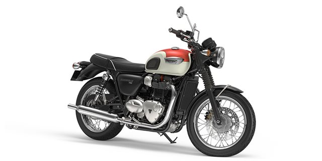 2017 Triumph Bonneville T100 Base at Fort Lauderdale