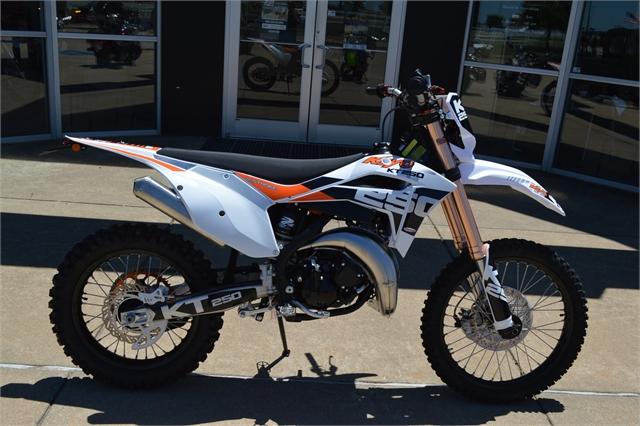 2021 Kayo 250 K6-R at Shawnee Honda Polaris Kawasaki