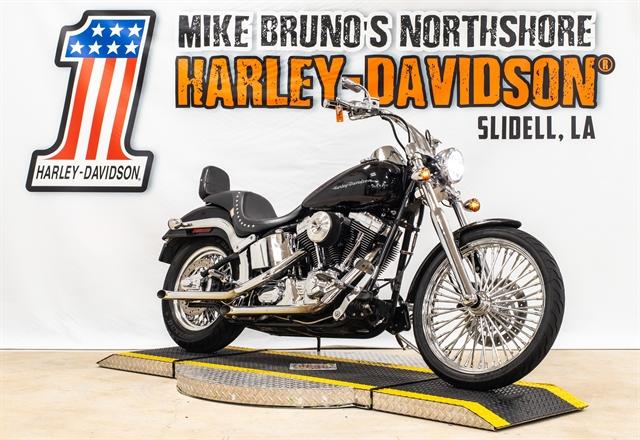 2000 Harley-Davidson FXSTD at Mike Bruno's Northshore Harley-Davidson