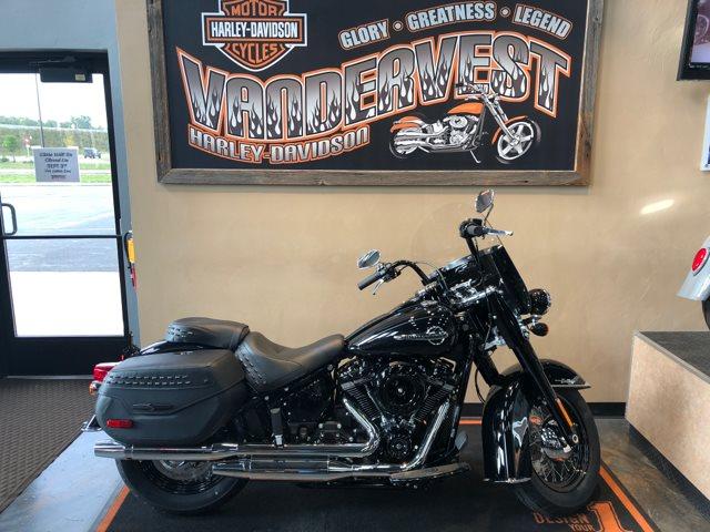 2019 Harley-Davidson Softail Heritage Classic at Vandervest Harley-Davidson, Green Bay, WI 54303