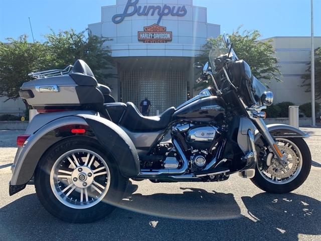 2017 Harley-Davidson Trike Tri Glide Ultra at Bumpus H-D of Jackson