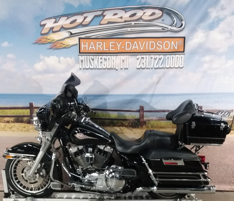 2011 Harley-Davidson Electra Glide Classic at Hot Rod Harley-Davidson