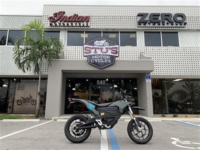 2020 Zero SR at Fort Lauderdale