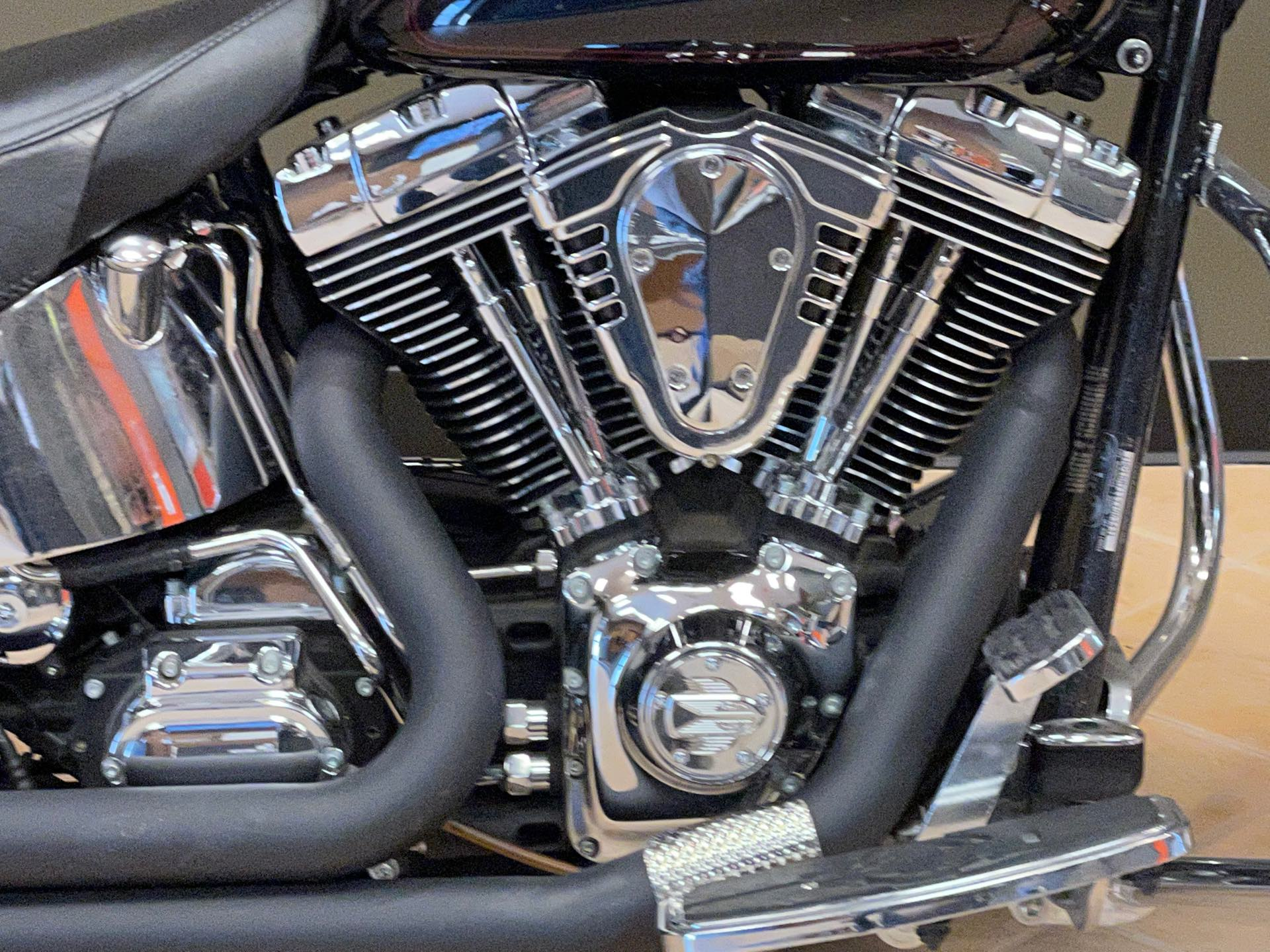 2000 HARLEY-DAVIDSON FLSTF at Loess Hills Harley-Davidson