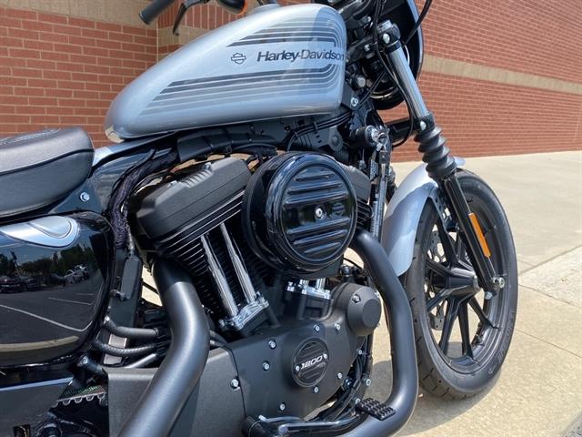 2020 Harley-Davidson XL1200NS at Harley-Davidson of Macon