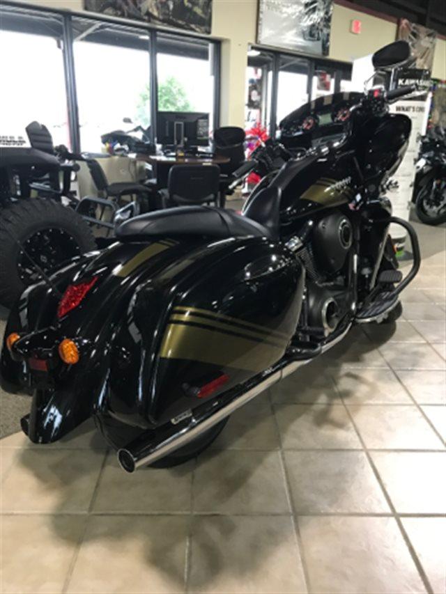 2019 Kawasaki Vulcan 1700 Vaquero ABS at Dale's Fun Center, Victoria, TX 77904
