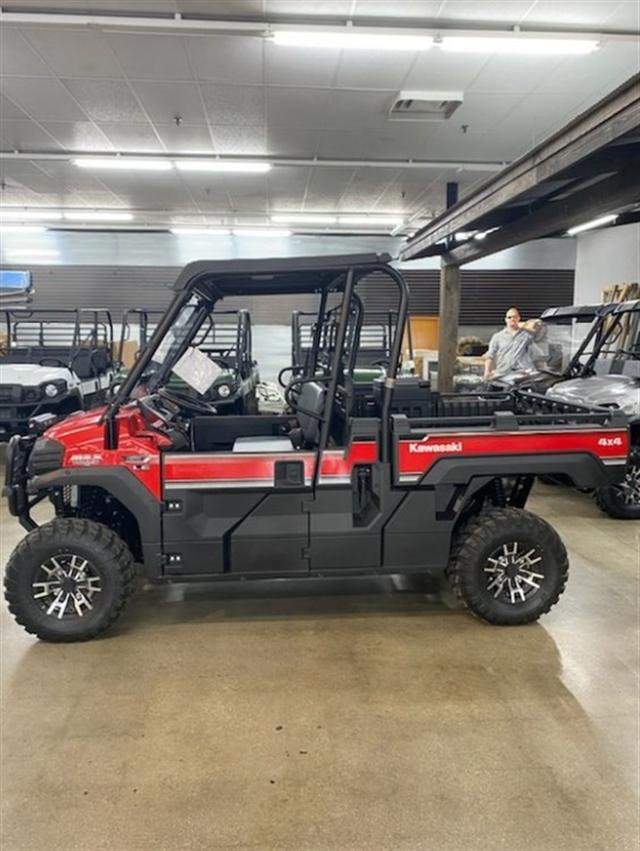 2019 Kawasaki Mule PRO-FX EPS LE at ATVs and More