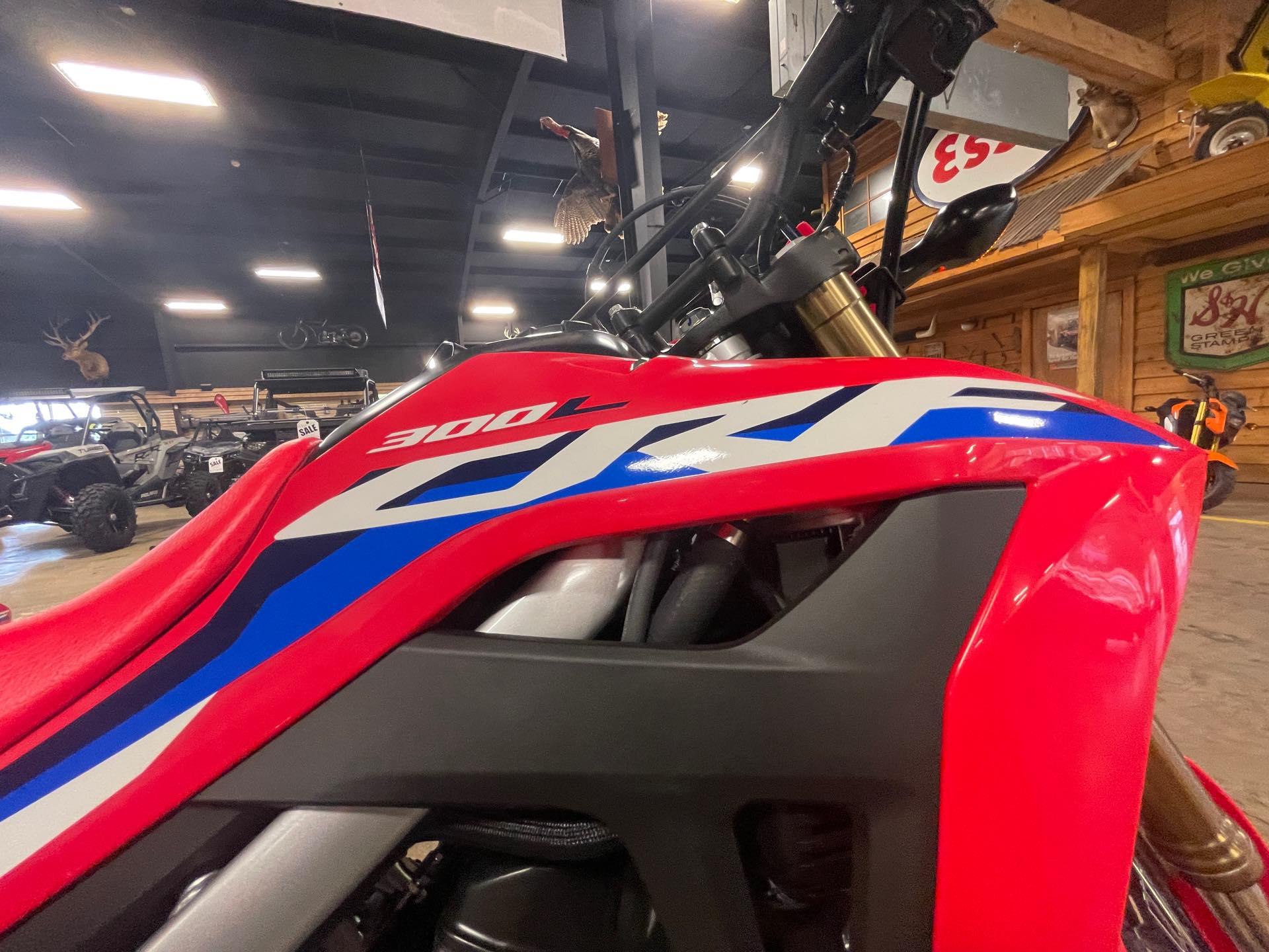 2021 HONDA CRF300LAM 300L ABS at ATV Zone, LLC