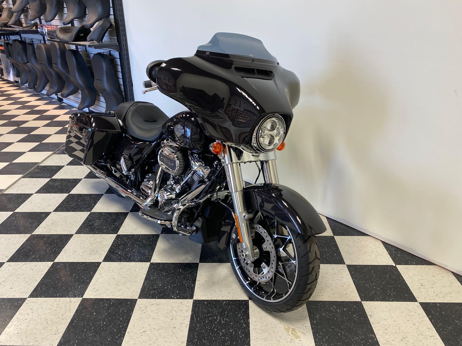 2021 Harley-Davidson Touring FLHXS Street Glide Special at Deluxe Harley Davidson