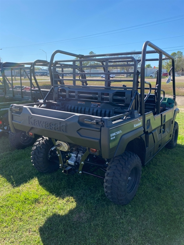 2020 Kawasaki Mule PRO-DXT Diesel EPS at Dale's Fun Center, Victoria, TX 77904