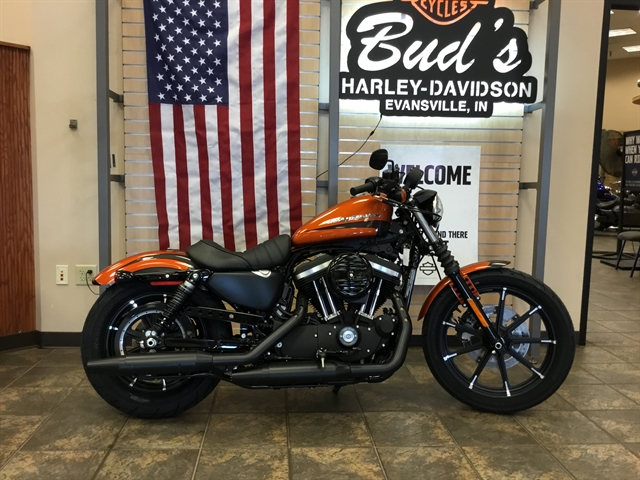 2020 Harley-Davidson Sportster Iron 883 at Bud's Harley-Davidson Redesign