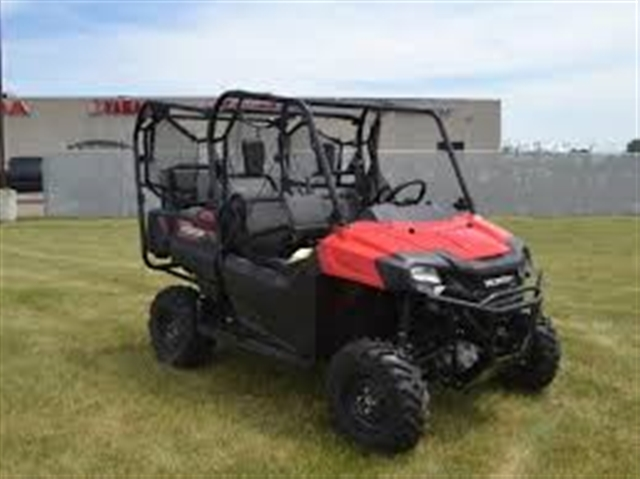 2018 Honda Pioneer 700-4 Base at Kent Motorsports, New Braunfels, TX 78130