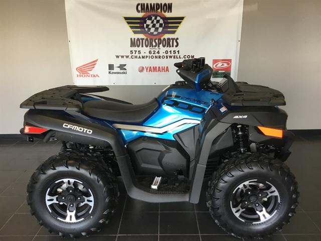 2020 CFMOTO CFORCE 600 at Champion Motorsports