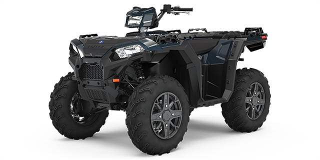 2021 Polaris Sportsman 850 Premium Trail at Shreveport Cycles