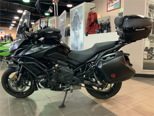 2016 Kawasaki Versys 650 LT at Midland Powersports