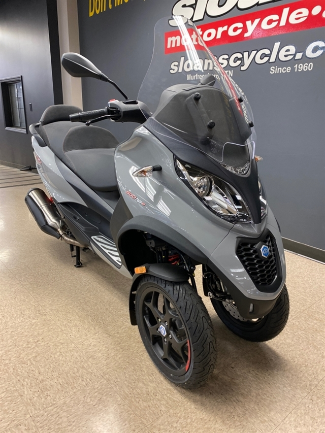 2020 Piaggio MP3 Sport 500 at Sloans Motorcycle ATV, Murfreesboro, TN, 37129