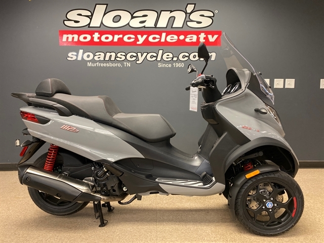 2020 Piaggio MP3 Sport 500 at Sloans Motorcycle ATV, Murfreesboro, TN, 37129