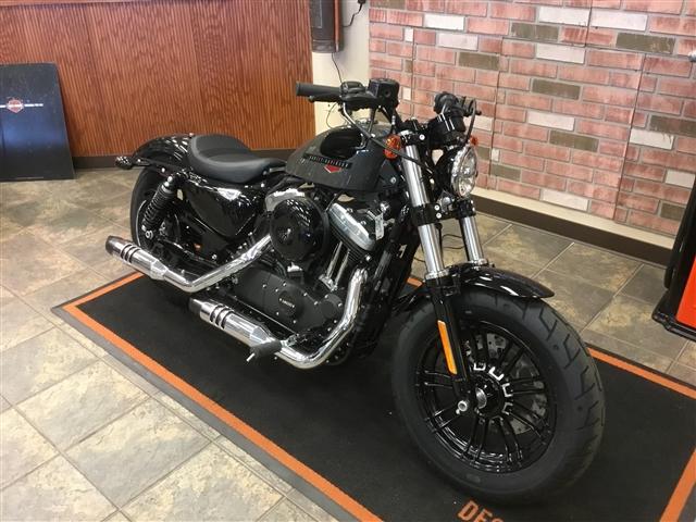 2019 Harley-Davidson Sportster Forty-Eight at Bud's Harley-Davidson Redesign