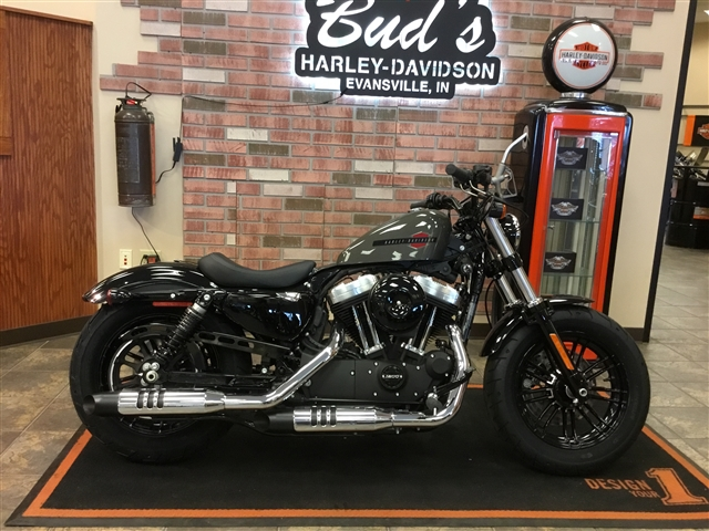 2019 Harley-Davidson Sportster Forty-Eight at Bud's Harley-Davidson, Evansville, IN 47715