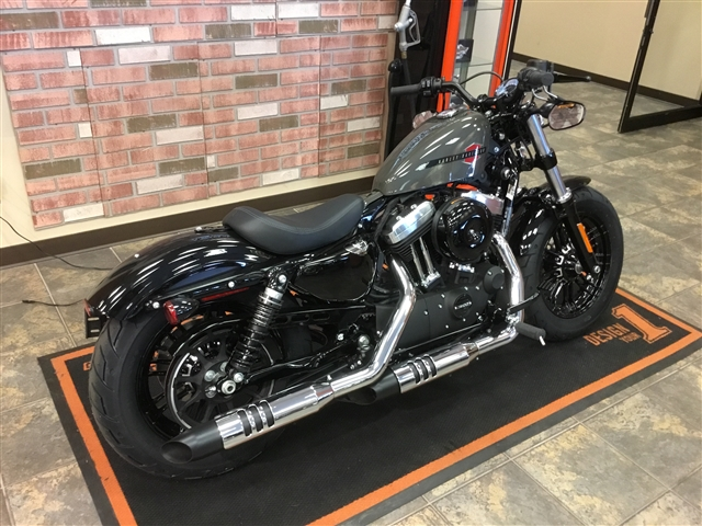 2019 Harley-Davidson Sportster Forty-Eight at Bud's Harley-Davidson