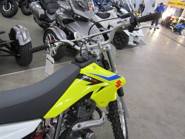 2018 Suzuki DR-Z 125L at Seminole PowerSports North, Eustis, FL 32726