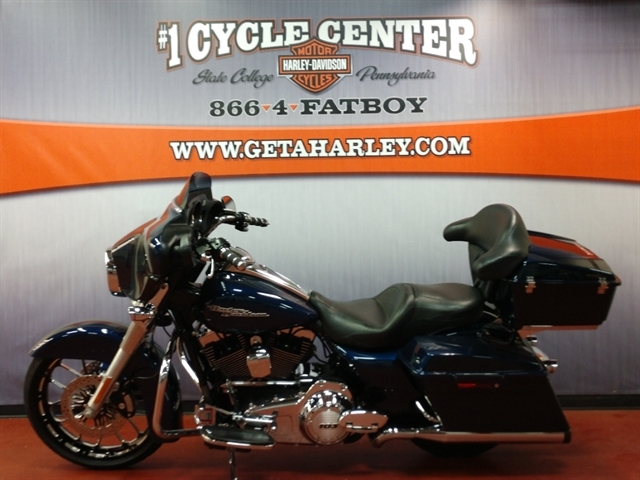2012 Harley-Davidson Street Glide Base at #1 Cycle Center Harley-Davidson