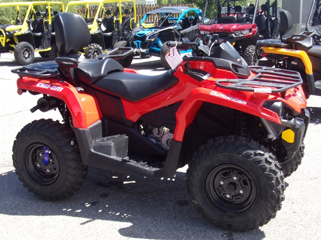 2019 Can-Am Outlander MAX 450 at Power World Sports, Granby, CO 80446