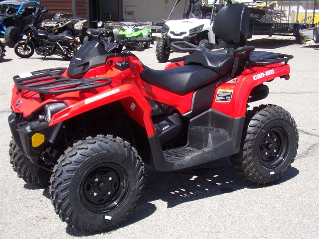 2019 Can-Am™ Outlander™ MAX 450 at Power World Sports, Granby, CO 80446