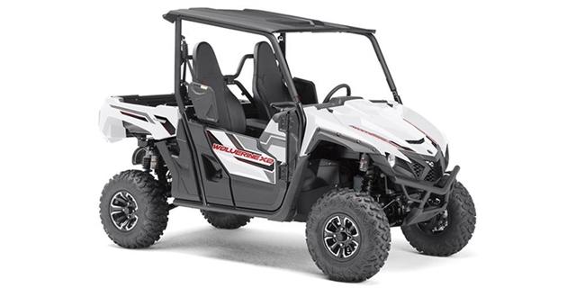2020 Yamaha Wolverine X2 R-Spec at Van's Motorsports