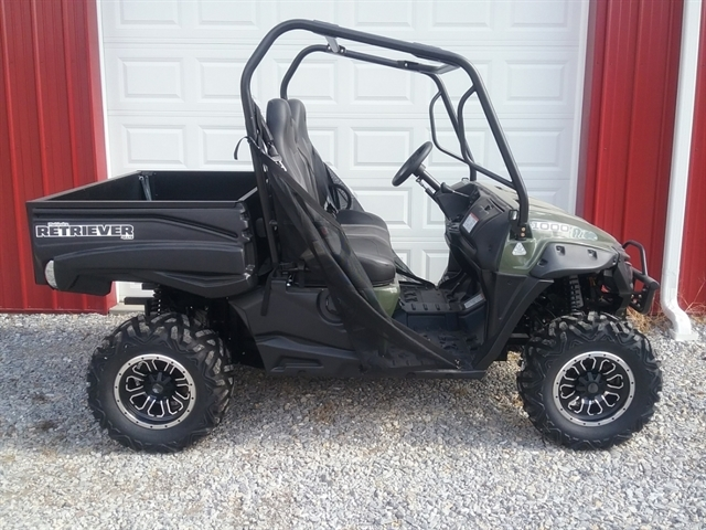 2018 Mahindra RETRIEVER 1000 at Thornton's Motorcycle - Versailles, IN