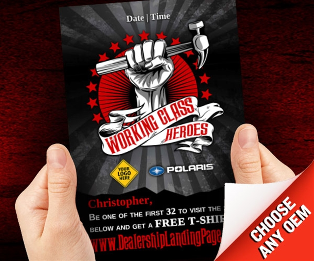 2019 Anytime Working Class Heroes Powersports at PSM Marketing - Peachtree City, GA 30269