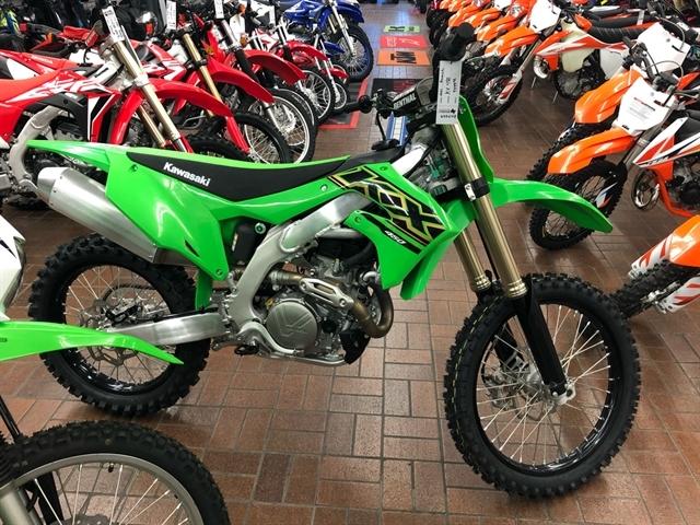 2021 Kawasaki KX KX450 at Wild West Motoplex