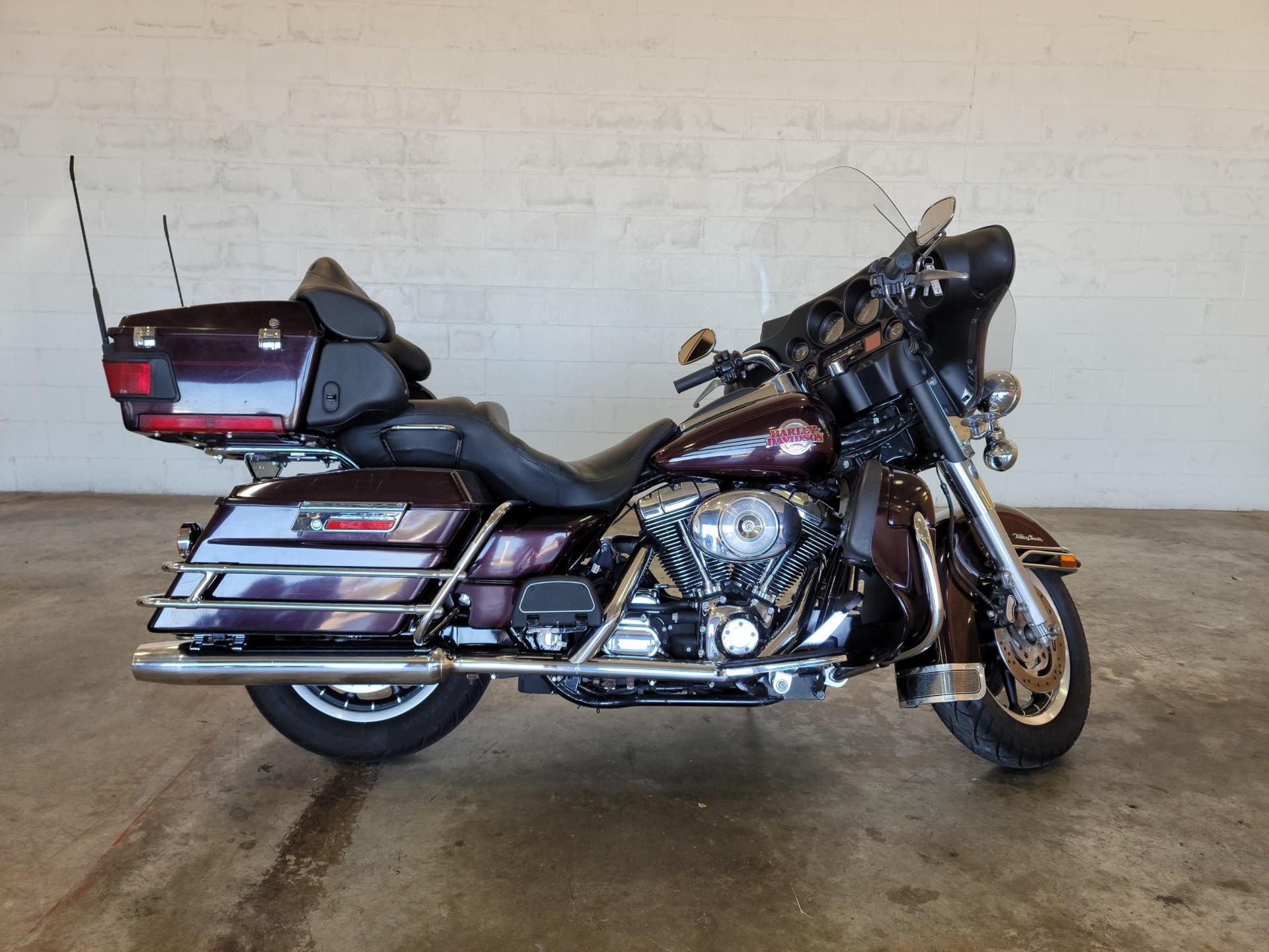 2005 Harley-Davidson Electra Glide Ultra Classic at Twisted Cycles