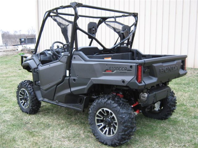 2018 Honda Pioneer 1000 LE at Nishna Valley Cycle, Atlantic, IA 50022