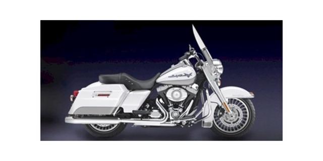 2009 Harley-Davidson Road King Base at ATVs and More