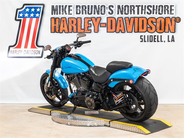 2016 Harley-Davidson Softail CVO Pro Street Breakout at Mike Bruno's Northshore Harley-Davidson