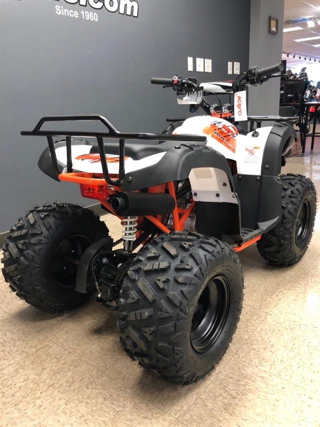 2021 Kayo BULL 125 at Sloans Motorcycle ATV, Murfreesboro, TN, 37129