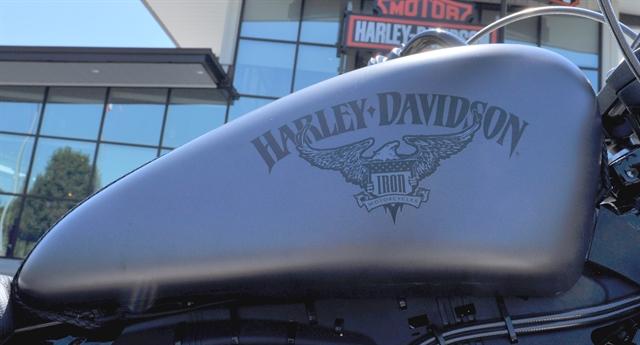 2017 Harley-Davidson Sportster® Iron 883™ at All American Harley-Davidson, Hughesville, MD 20637