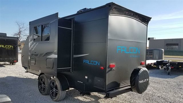 2018 Travel Lite Falcon F-23RB at Nishna Valley Cycle, Atlantic, IA 50022