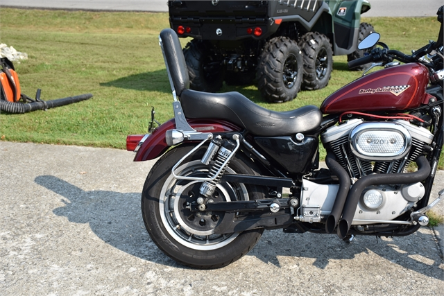 2000 HARLEY DAVIDSON XL1200S at Thornton's Motorcycle - Versailles, IN
